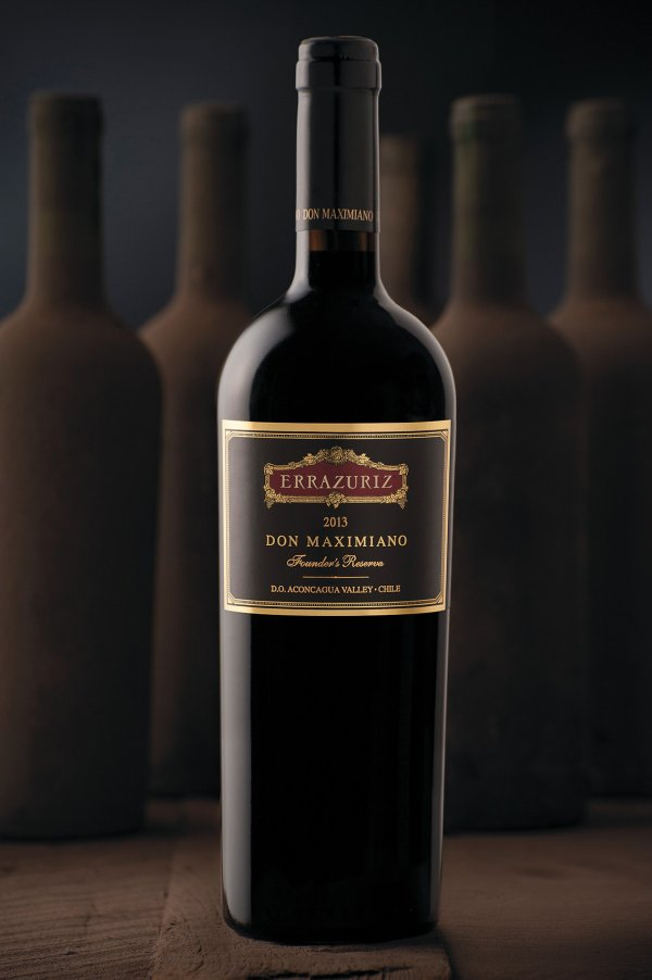 Don Maximiano Founder's Reserve 2013 bottle style image